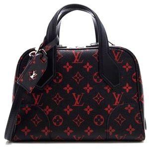 Authentic Louis Vuitton Infrarouge Dora Crossbody